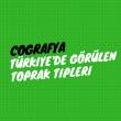 Türkiye'de Görülen Toprak Tipleri
